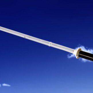 Lámpara germicida de luz ultravioleta para el tratamiento de aire en conductos preexistentes