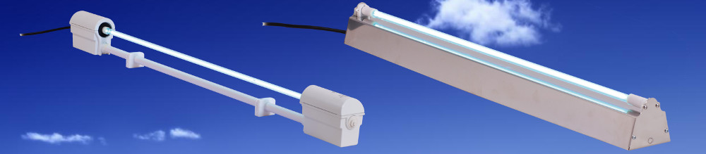 Lámparas de ultravioleta