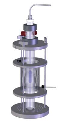 Fotoreactor tubular MPDS Basic Tube